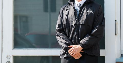 Security Services in Birmingham. Static Security and Manned Guarding