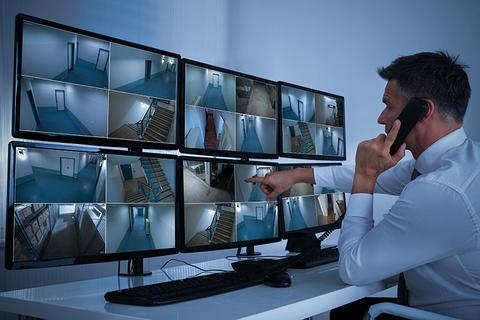 Security Services in Birmingham, CCTV installation and monitoring